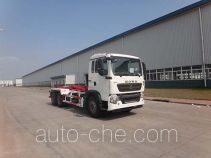 Qingzhuan detachable body garbage truck QDZ5250ZXXZHT5GE1