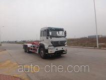 Qingzhuan detachable body garbage truck QDZ5250ZXXZJM5GD1