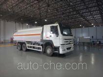 Qingzhuan fuel tank truck QDZ5251GJYZH