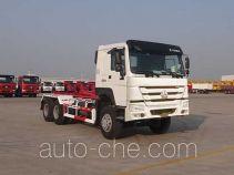 Qingzhuan detachable body garbage truck QDZ5254ZXXZHE1
