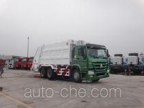 Qingzhuan garbage compactor truck QDZ5254ZYSZH