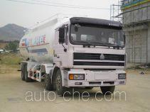 Qingzhuan bulk powder tank truck QDZ5310GFLZK