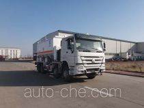 Qingzhuan granular ammonuim nitrate and fuel oil (ANFO) on-site mixing truck QDZ5310THLZH38D1B