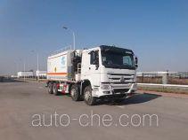 Qingzhuan emulsion explosive on-site mixing truck QDZ5310THRZH38D1B