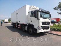 Qingzhuan refrigerated truck QDZ5310XLCZHT5GE1