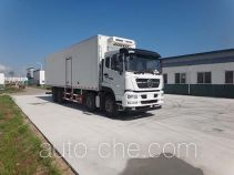 Qingzhuan refrigerated truck QDZ5310XLCZJM5GE1