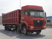 Qingzhuan docking garbage compactor truck QDZ5310ZDJZA46