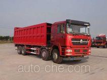 Qingzhuan garbage truck QDZ5310ZLJZK48D1