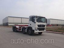 Qingzhuan detachable body garbage truck QDZ5310ZXXZHT5GD1