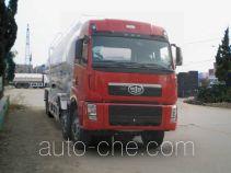 Qingzhuan bulk powder tank truck QDZ5312GFLCJ