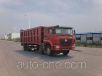 Qingzhuan docking garbage compactor truck QDZ5312ZDJZA35