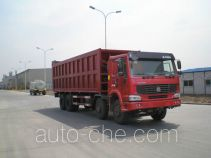 Qingzhuan docking garbage compactor truck QDZ5312ZDJZH46