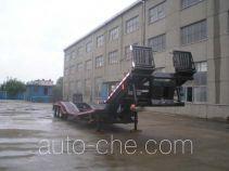Qingzhuan commercial vehicle transport trailer QDZ9320TSCL