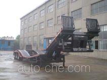 Qingzhuan commercial vehicle transport trailer QDZ9321TSCL