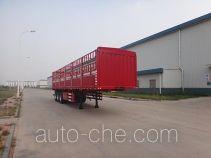 Qingzhuan stake trailer QDZ9400CCY