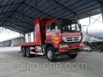 Sinotruk Huawin flatbed dump truck SGZ3250PZZ4J