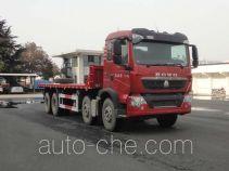 Sinotruk Huawin flatbed dump truck SGZ3310PZZ5T5