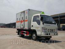 Sinotruk Huawin explosives transport truck SGZ5038XQYBJ4