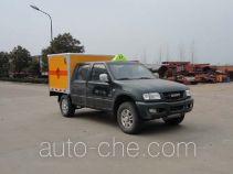 Sinotruk Huawin explosives transport truck SGZ5038XQYQL4