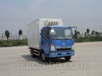 Sinotruk Huawin refrigerated truck SGZ5047XLCZZ4