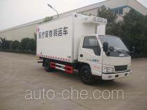 Sinotruk Huawin medical waste truck SGZ5048XYYJX4