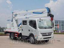 Sinotruk Huawin aerial work platform truck SGZ5050JGKEQ4