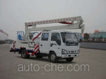Sinotruk Huawin aerial work platform truck SGZ5050JGKQL3