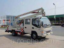 Sinotruk Huawin aerial work platform truck SGZ5060JGKJH4
