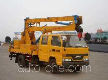 Sinotruk Huawin aerial work platform truck SGZ5060JGKJX3