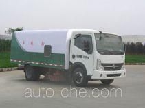 Sinotruk Huawin street sweeper truck SGZ5070TSLDFA4