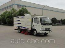 Sinotruk Huawin street sweeper truck SGZ5079TSLDFA4