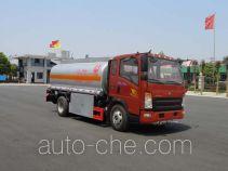 Sinotruk Huawin fuel tank truck SGZ5080GJYZZ5