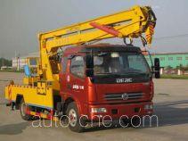 Sinotruk Huawin aerial work platform truck SGZ5080JGKDFA4