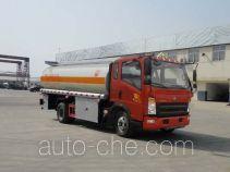 Sinotruk Huawin fuel tank truck SGZ5100GJYZZ5