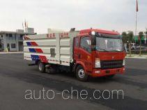 Sinotruk Huawin street vacuum cleaner SGZ5100TXCZZ5