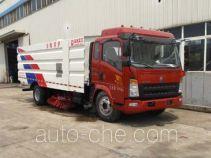 Sinotruk Huawin street sweeper truck SGZ5109TSLZZ5