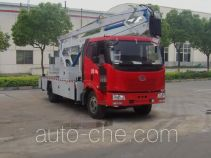 Sinotruk Huawin aerial work platform truck SGZ5110JGKCA4