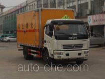 Sinotruk Huawin corrosive goods transport van truck SGZ5118XFWDFA4