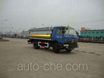 Sinotruk Huawin flammable liquid tank truck SGZ5120GRYEQ4