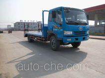 Sinotruk Huawin flatbed truck SGZ5130TPBCA3