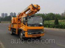 Sinotruk Huawin aerial work platform truck SGZ5150JGKQL4