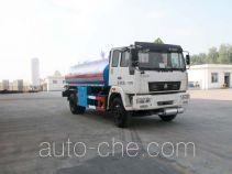 Sinotruk Huawin chemical liquid tank truck SGZ5160GHYZZ3