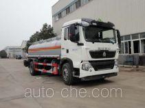 Sinotruk Huawin fuel tank truck SGZ5160GJYZZ5T5