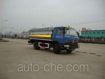 Sinotruk Huawin flammable liquid tank truck SGZ5160GRYEQ3