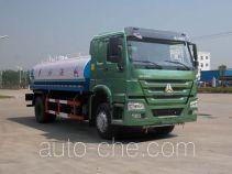 Sinotruk Huawin sprinkler machine (water tank truck) SGZ5160GSSZZ4W