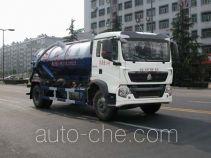 Sinotruk Huawin sewage suction truck SGZ5180GXWZZ5T5