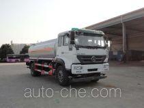 Sinotruk Huawin oil tank truck SGZ5160GYYZZ4M5