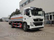 Sinotruk Huawin oil tank truck SGZ5160GYYZZ4T5
