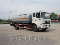 Sinotruk Huawin oilfield fluids tank truck SGZ5160TGYD5BX1V