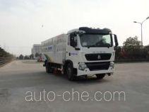 Sinotruk Huawin street sweeper truck SGZ5160TXSZZ5T5L